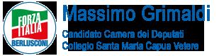 Massimo Grimaldi – Candidato Camera dei Deputati – Collegio Santa Maria Capua Vetere